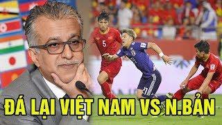 🔴 Thông tin Việt Nam và Nhật Bản sẽ đá lại trận tứ kết Asian Cup là sự thật