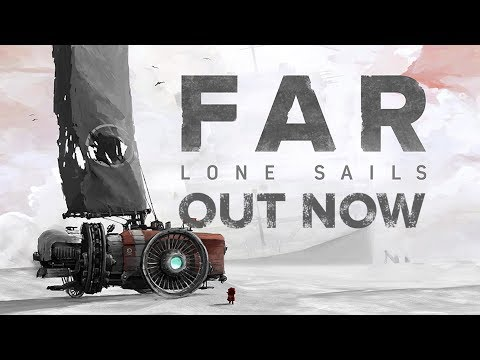 FAR: Lone Sails - 1 серия