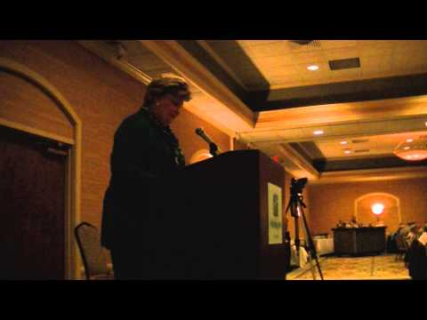 Sister Maureen Doyle invocation -- Irish Walks of Life