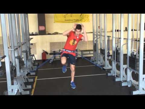 Комплекс упражнений - для Скорости Ног