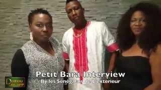 Interview Petit Bara By Senegalais de l'exterieur