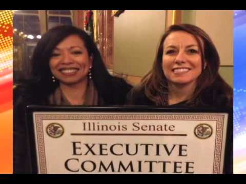 Pinay Lesbian Among First Same-sex Couples To Wed In Illinois video