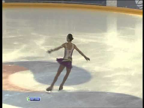 Adelina SOTNIKOVA 2012 LP Russian Nationals