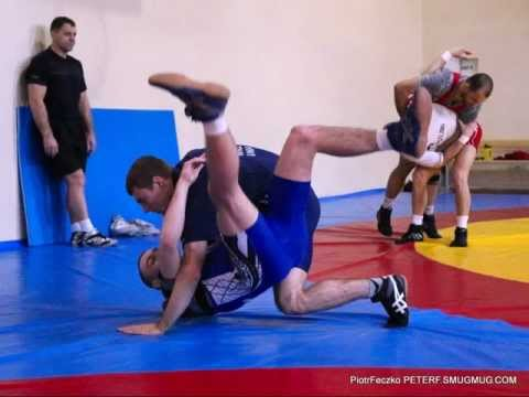 Polish GrecoRoman Wrestling National Team's Training Raciborz january 2013 Image 1