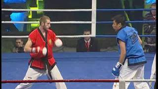 Pro-Taekwondo - World Final One - 2008 - Pasechnyk vs Alvarado