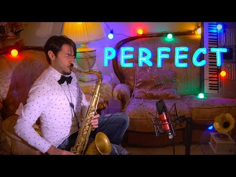 Ed Sheeran - PERFECT 🎷[Saxophone Cover]