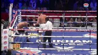 Hughie Fury vs Matthew Greer