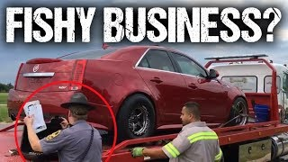 Police Pull Over & Tow CTS-V For Loud Exhaust? - A Real Head Scratcher