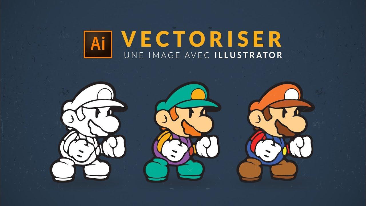 [Tuto-Photoshop] La Vectorisation (c'est pas compliqué ...