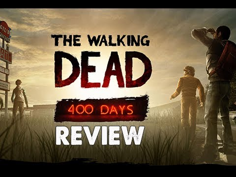 The Walking Dead 400 Days DLC Review by Tetra Ninja