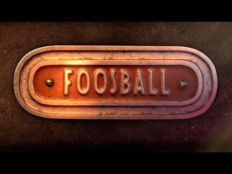 Foosball The Movie - Teaser