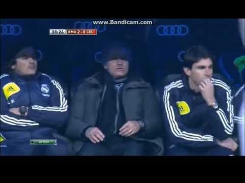 Real Madrid 4-0 Celta Vigo: Mourinho reaction