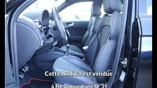 Audi s1 occasion visible à Beaupuy présentée par Lb automobiles