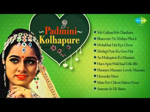 Best Of Padmini Kolhapure - Yeh Galiyan Yeh Chaubara - Old Hindi...