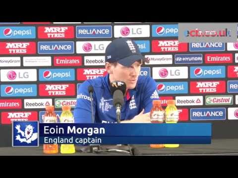 'We couldn't cope with New Zealand's bowling attack' - Eoin Morgan
