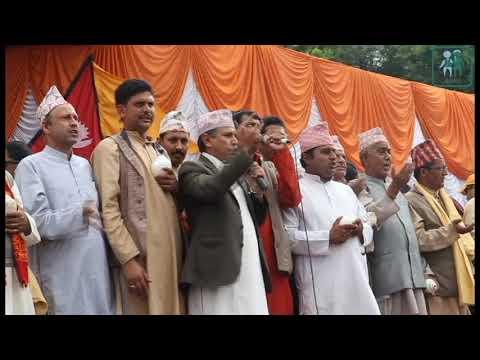 Mass assembly demands Hindu state