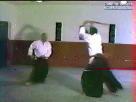 André Nocquet, 8th Dan Aikido - Jo vs Bokken