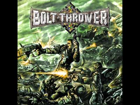 Bolt Thrower - 7th Offensive