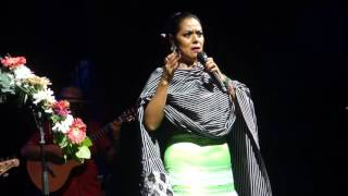 "Lila Downs ""Paloma Negra"" @  Ford Theatre L.A. 8-12-16"