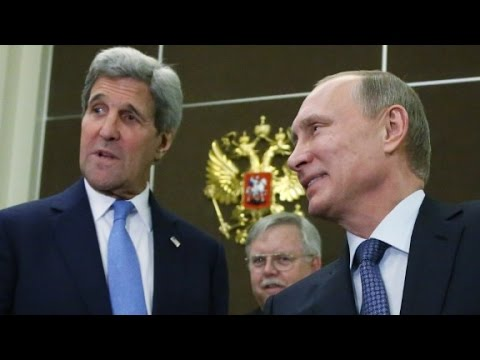 Kerry meets Putin amid deep tensions