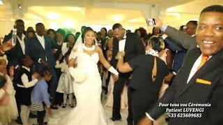 MARIAGE RELIGIEUX GUILLAUME ELSA  PARTIE 2