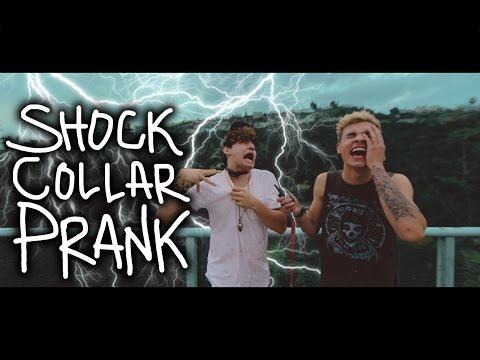 Shock Collar Prank