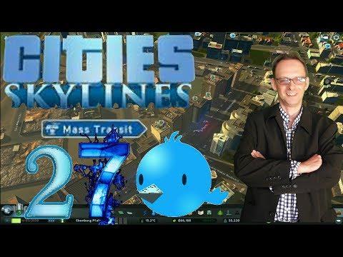 Schwere Krankheiten Vorsorge !  - Cities Skylines Mass Transit # 27 - redtox
