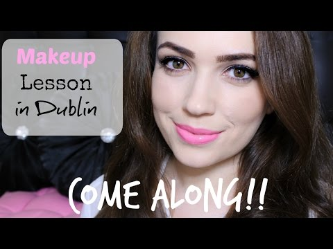 Come to My Makeup Lessons in Dublin!!