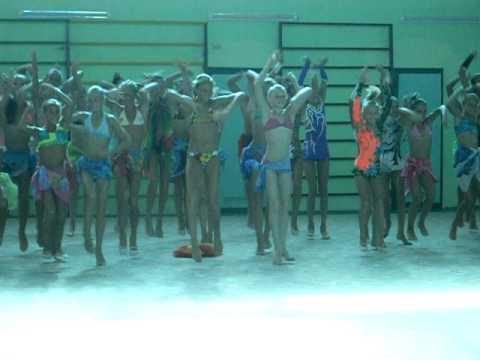 Смотреть онлайн бесплатно в качестве Художественная гимнастика Николаевка 2