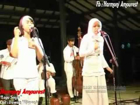 download lagu Lagu Senja- Harmoni Amourest.flv gratis