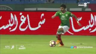 هدف الاتفاق الأول ضد التعاون (محمد مرزوق الكويكبي) في الجولة 8 من دوري جميل