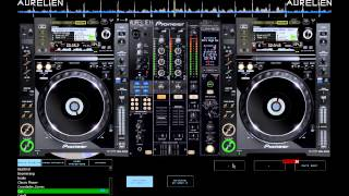 Mix 2012 sur Virtual DJ (N°16)  - DanceFloor, Electro -  [HD]