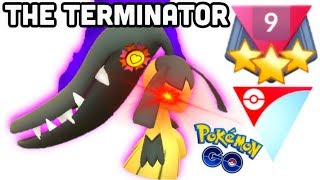 One Shadow Mawile beats entire team in rank 9 GBL Pokemon GO | 45 minutes of GO Battle League