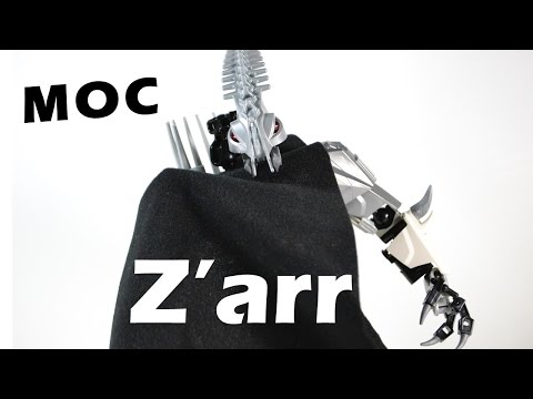 MOC Review: Z'arr, The Initiator