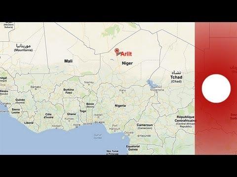 Niger : un site d'uranium Areva visé par un attentat-suicide
