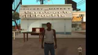 GTA San Andreas Loquendo - El Trabajo de CJ