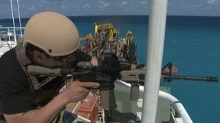 Hidden War Between American Mercenaries, Somali Sailors  10/12/13