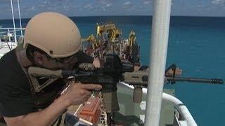 Hidden War Between American Mercenaries, Somali Sailors  10/12/13
