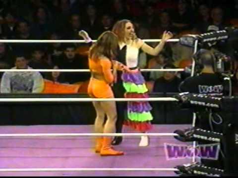 Women Of Wrestling - Episode 9: Part 2 - Jacklyn Hyde Vs Caliente video
