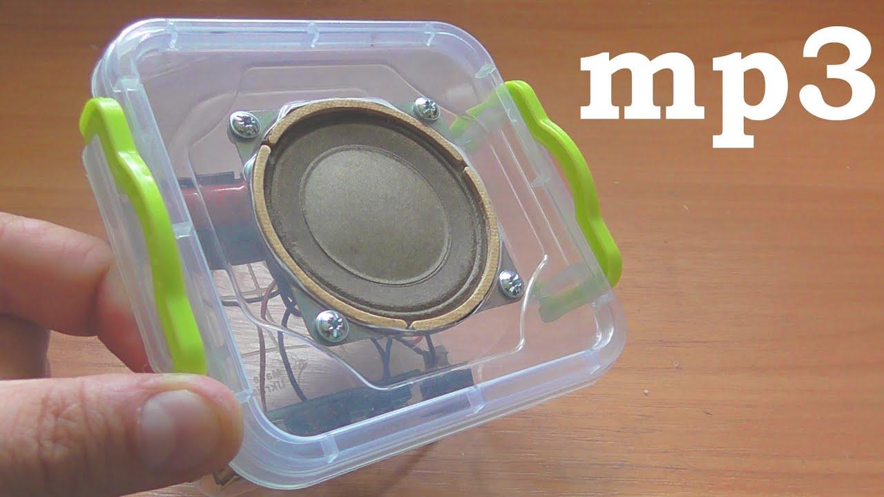 Как сделать простой магнитофон