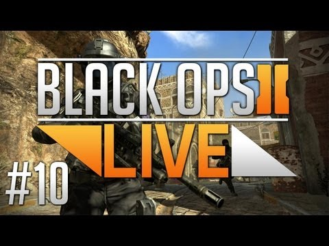 I'M KILLING MY FANS! D: - Black Ops 2 - LIVE [#10]