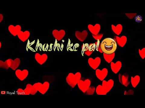 kisse pooche hai aisa kyun bezubaan sa yeh - best whatsapp status - love you