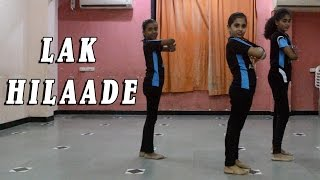 LAK HILAADE Dance Video | Manj Musik,Amy Jackson,Raftaar | SDA