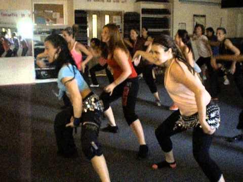 Belly Dance- Zumba Fitness video