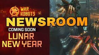 War Robots - 2019 Newsroom Lunar New Year Update 4.7