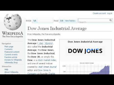 How-To Calculate The Dow Jones Average