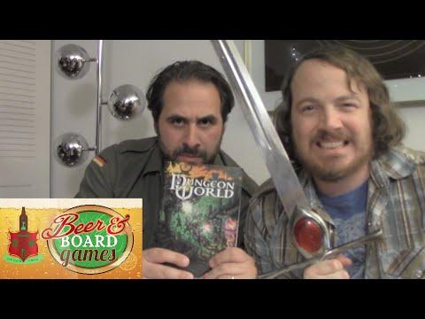 Kill the Birdman! DUNGEON WORLD RPG II - Beer and Board Games