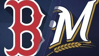 Бостон : Милуоки