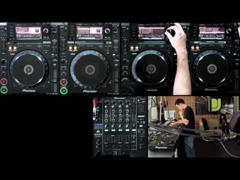 Laidback Luke - Live Set @ DJsounds Show, 2011