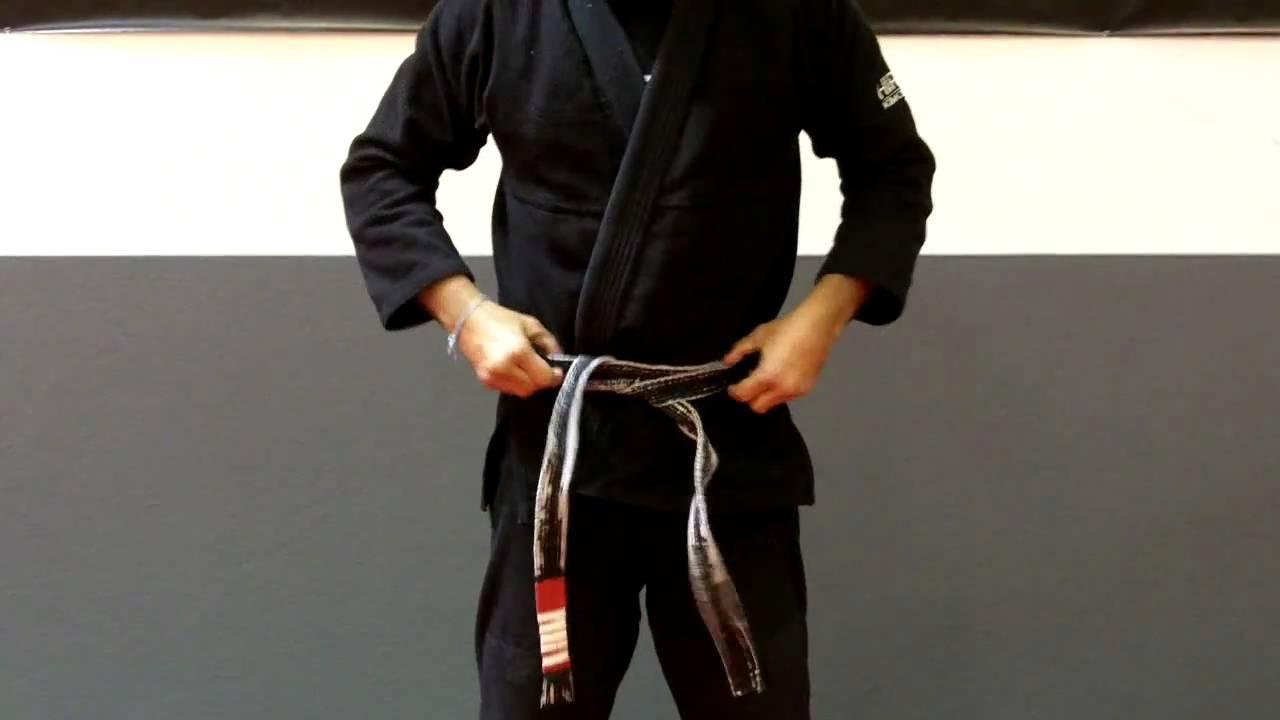 Jiu Jitsu Belt Sizes How to Tie a Jiu Jitsu Belt
